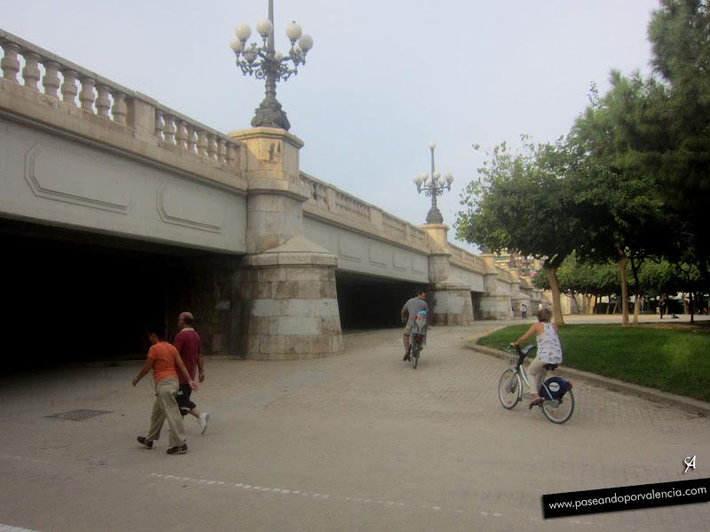 Foto del Puente del Ángel Custodio