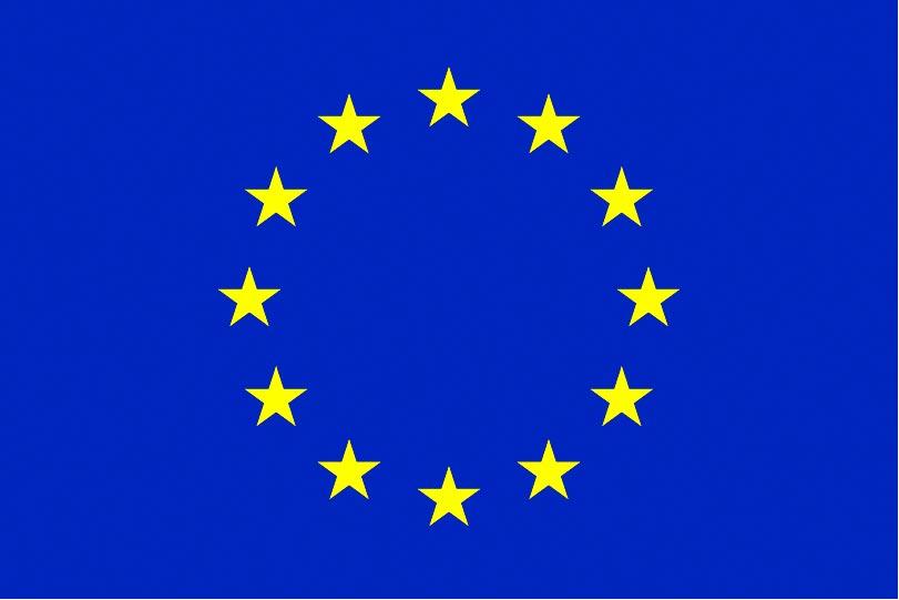 Эмблема Евросоюза. Свободное изображение из Википедии