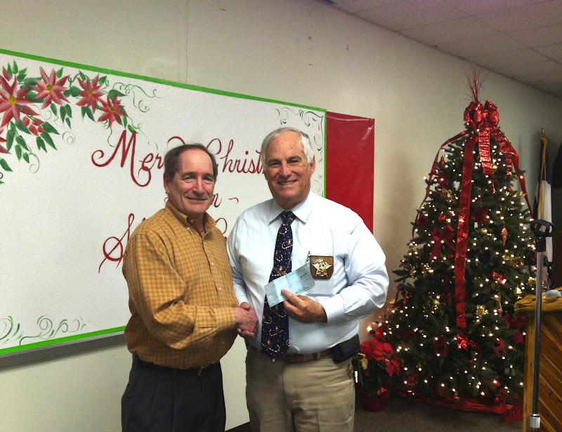 Brazoria County Sheriff Deputy dr Larry Rose And Brazoria County Sheriff Charleswagner 1 Photo