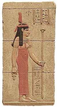 Goddess Maat Image