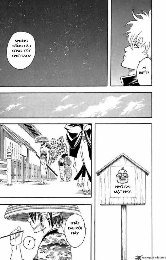 Gintama Chap 31 page 17 - Truyentranhaz.net