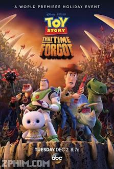 Câu Chuyện Đồ Chơi: Thời Gian Bị Lãng Quên - Toy Story That Time Forgot (2014) Poster