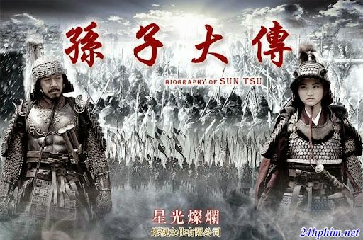 24hphim.net ton tu dai truyen im Tôn Tử Đại Truyện