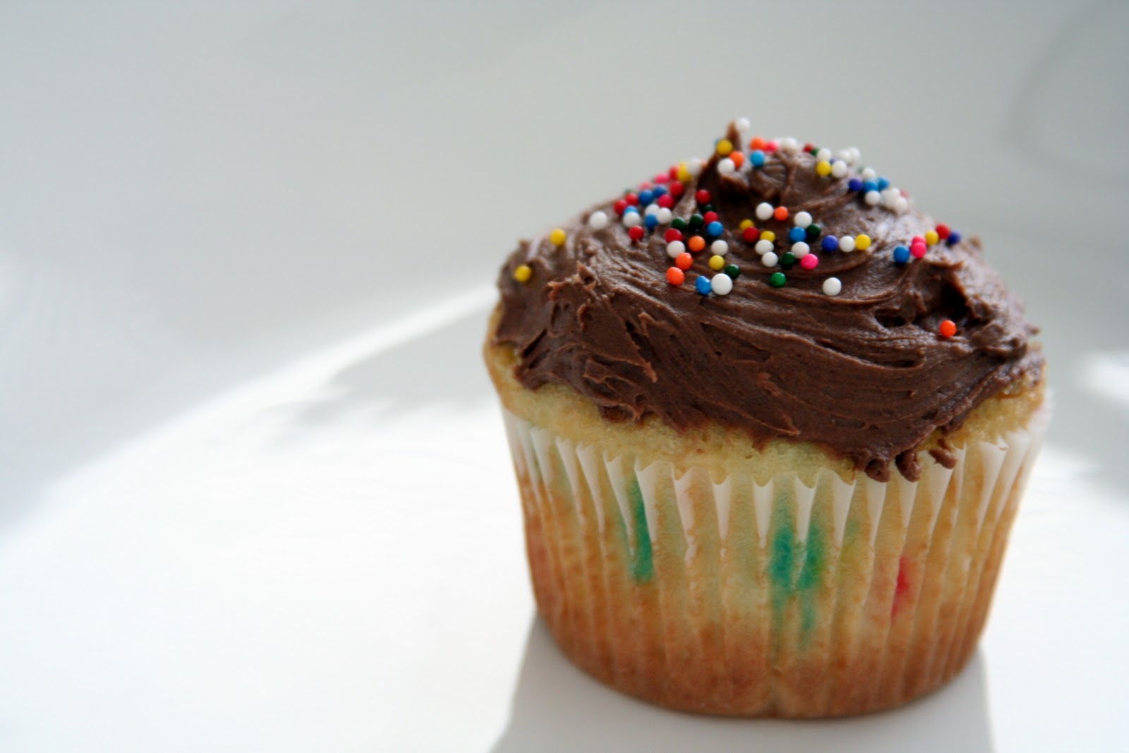 Dabbling In The Delicious: Chocolate Cream Cheese Frosting