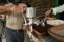 Festival de cafe en la Hacienda Buena Vista.