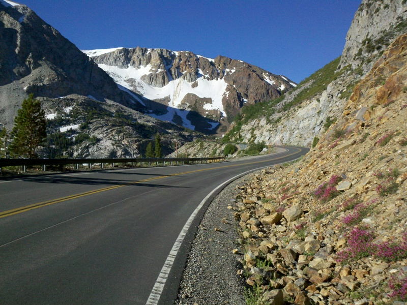 Eastern Sierra • Tioga Pass