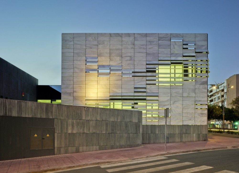 North Mediterranean Health Center design by Ferrer Arquitectos