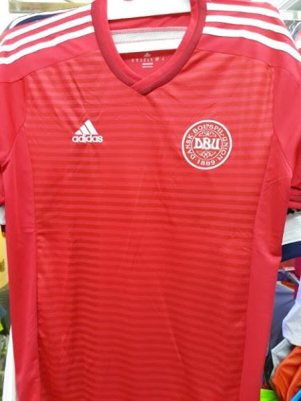 Jual Jersey Timnas Denmark Home Piala Dunia 2014
