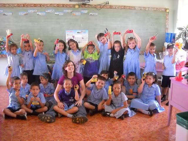 escuela en el silencio - kinder tilarán