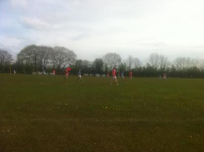 Juniors vs Ballycommon April 29th