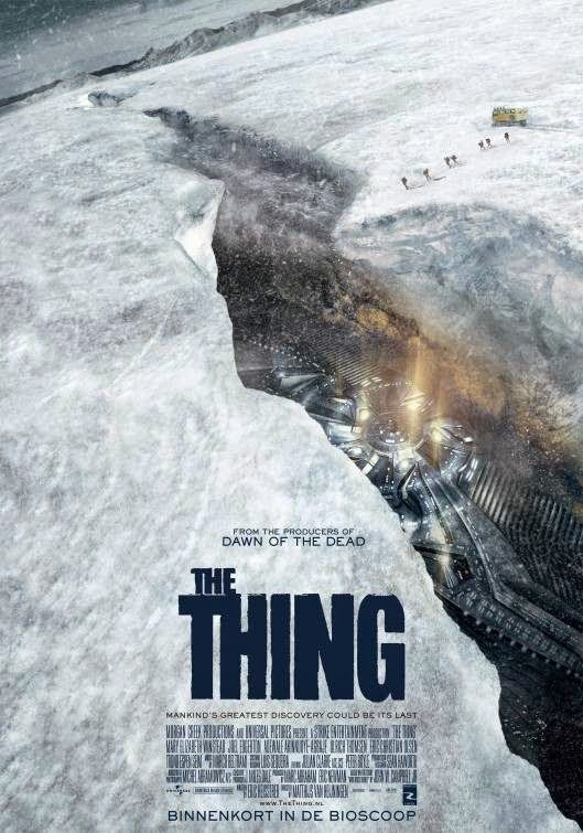 Poster Of The Thing (2011) Full Movie Hindi Dubbed Free Download Watch Online At Alldownloads4u.Com