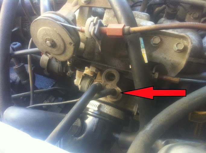 Seafoam or other cleaner into TB or intake - Volvo Forums