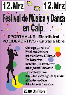 CCC+12.03.2011 CCC   Carnaval Club Calpe celebra del 12.  13.de Marzo su Fiesta de Carnaval y Festival de Música y Danza