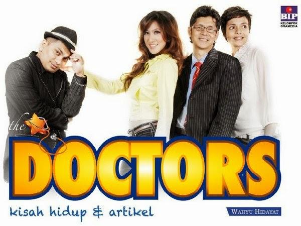 Dokter Boyke, Lula, Sonia, dan Tompi Buku The Doctors The Untold Stories