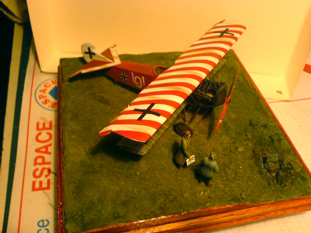 Bien le bonjour de Nicomore Fokker%2520DVII-15