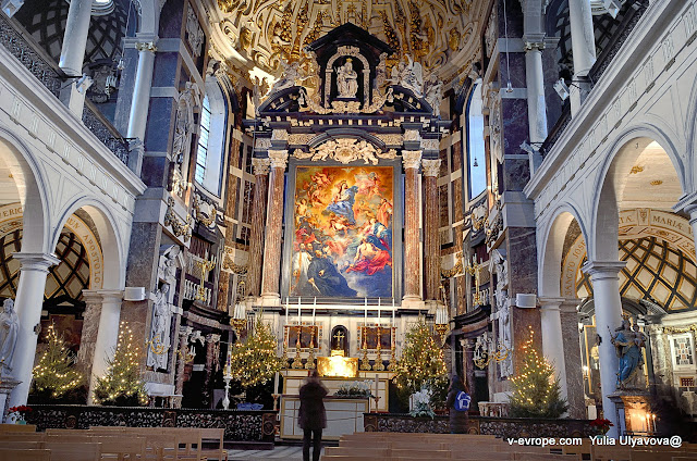 Церковь Св. Карло Борромео