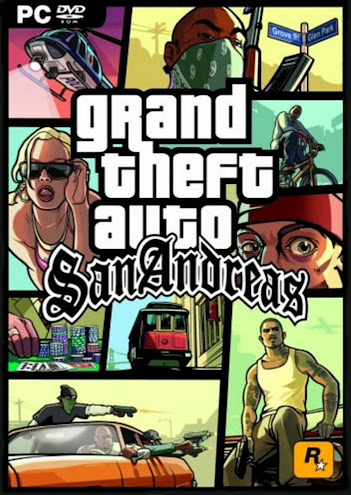 Grand Theft Auto San Andreas Español Full MEGA