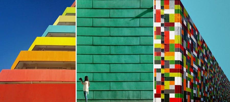 khối hình đầy săc màu ở Istanbul, Thổ Nhĩ Kỳ