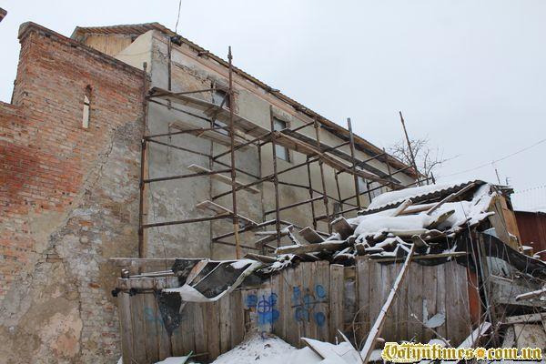 Реставрація по-луцькі. 09.02.2013 р.