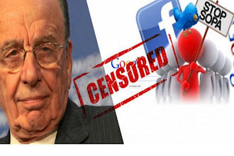 Google es peor que NSA, dice Rupert Murdoch