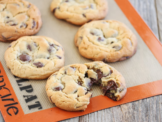 New York Times Chocolate Chip Cookies - Kirbie's Cravings