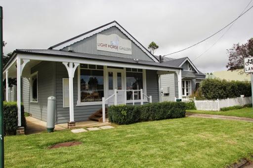 The beautiful Light Horse Gallery at Robertson, Australia