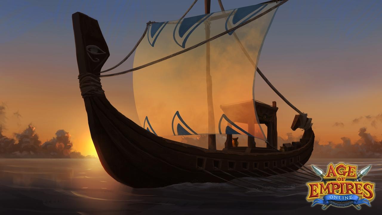 Trọn bộ hình nền của Age of Empires Online - Ảnh 2