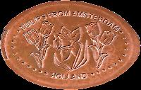Amsterdam Flower Market penny