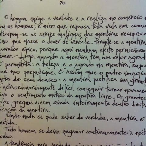 My Leonardo da Vince style handwriting with my Parker 51 Fountain Pen