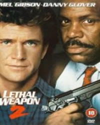 Best secret service movies: Lethal Weapon 1, 2 , 3 & 4