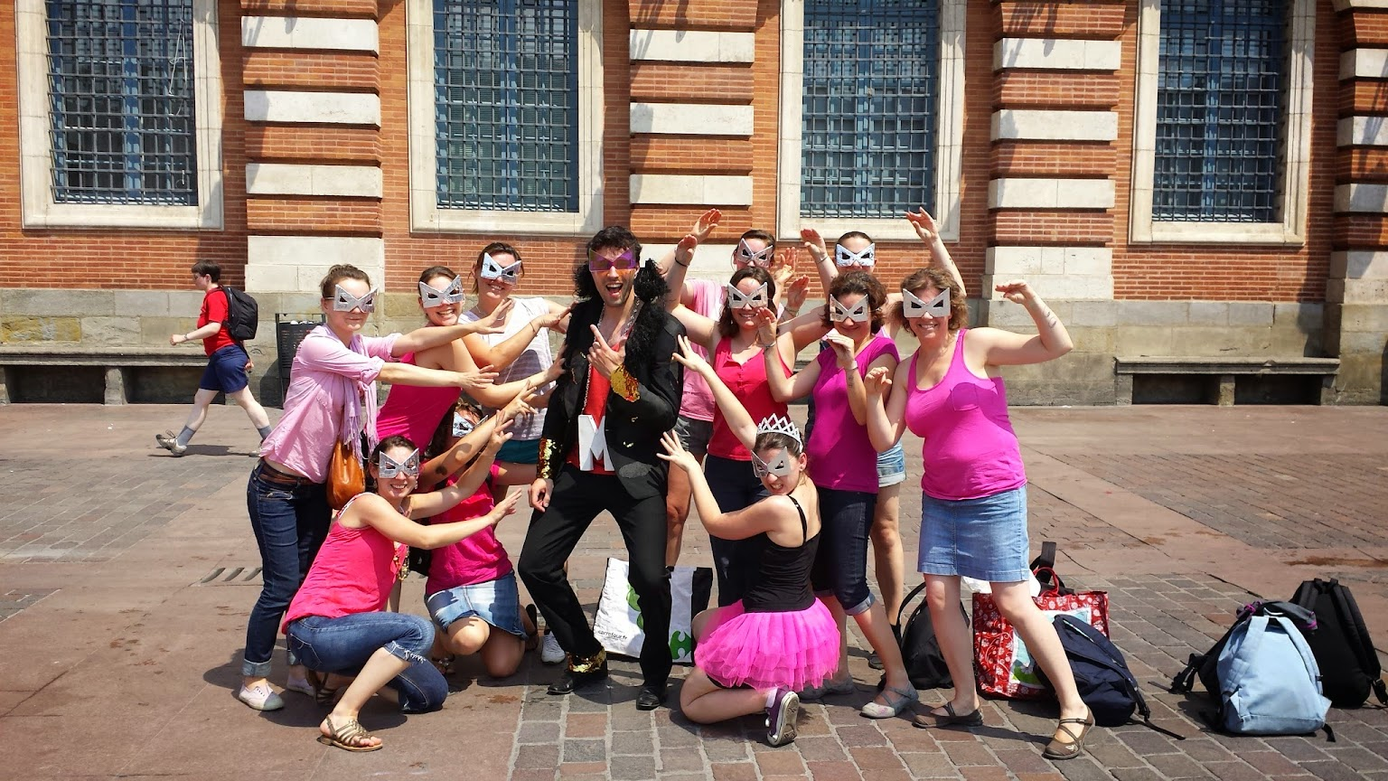 Mojo Toulouse Meremptah 2013 Flash Mob Capitole Matthieu Chedid