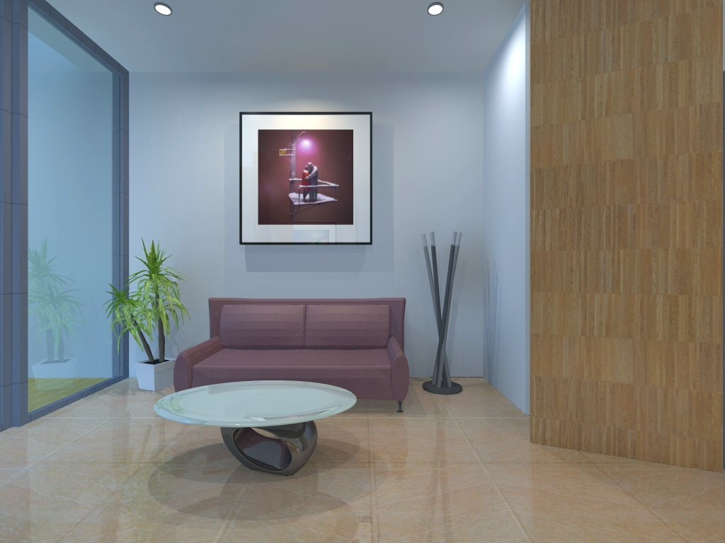 Interior Ruang Foyer : Foyer ruang tamu jual rumah townhouse kemang barat