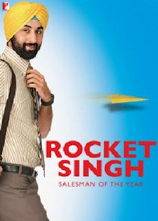 Tấm Vé Tốc Hành - Rocket Singh - 2009