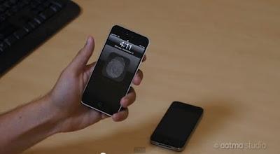 未来のiOSデバイス コンセプトビデオ CNET