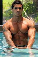 Handsome Bodybuilders - Hardness and Strength