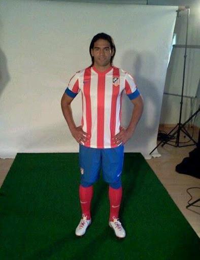 Falcao García - Atlético Madrid