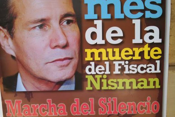 Argentina: heavy security for Silent March