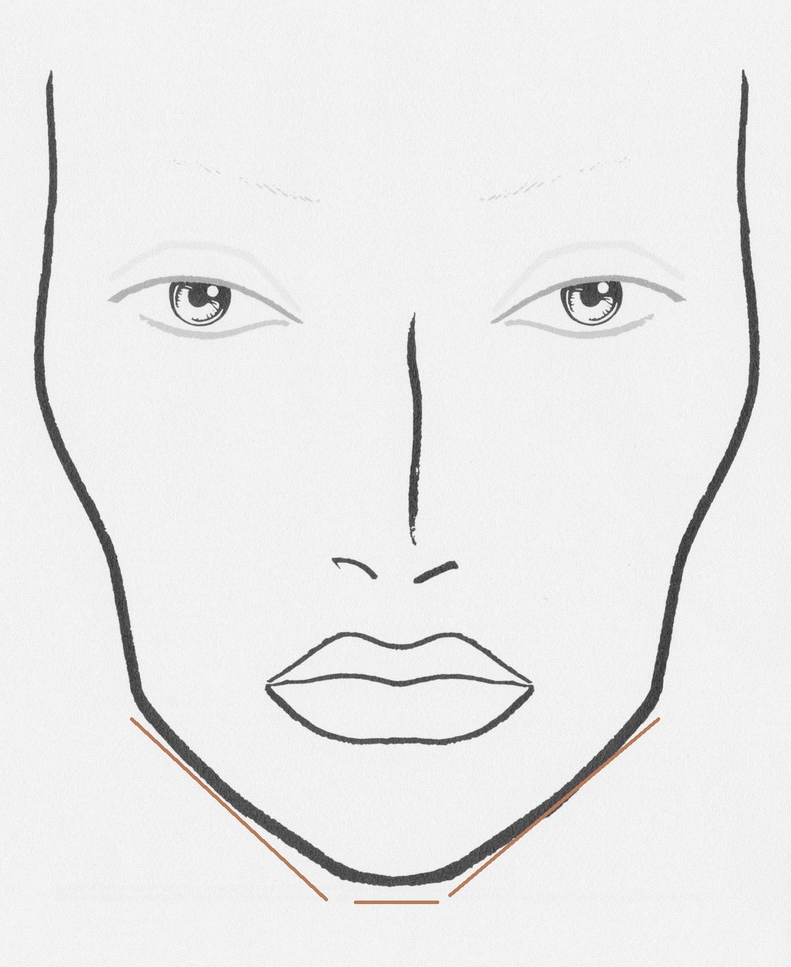 for the love of makeup  contouring 101  slim your face the easy way