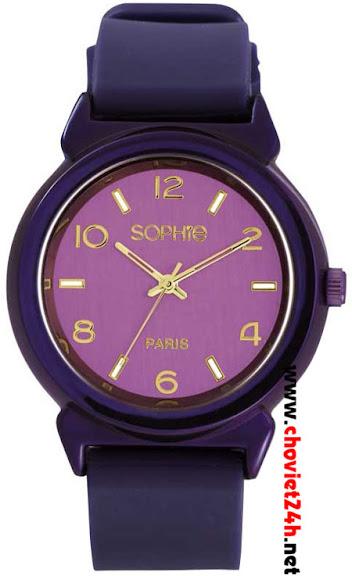 Đồng hồ thời trang nữ Sophie Celia - WPU276