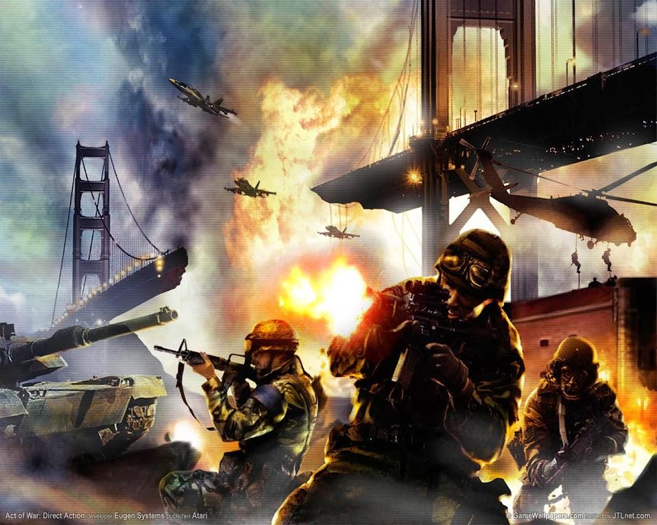 EL SECRETO RUSO. Partida abierta. LA GRANJA. 16-03-14 Act_of_War_-_Direct_Action