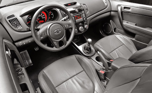 Kia Forte Koup 2014 Review