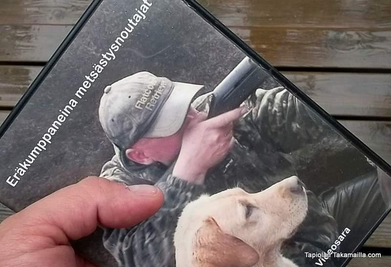 Eräkumppaneina metsästysnoutajat