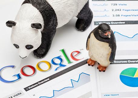 Пингвин е инструмент на Google