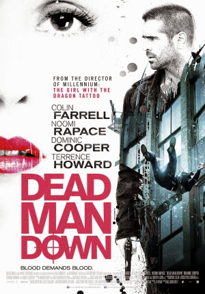 Filme Poster Dead Man Down DVDRip XviD & RMVB Legendado