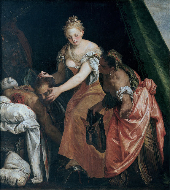 Paolo Veronese - Judith and Holofernes - Google Art Project