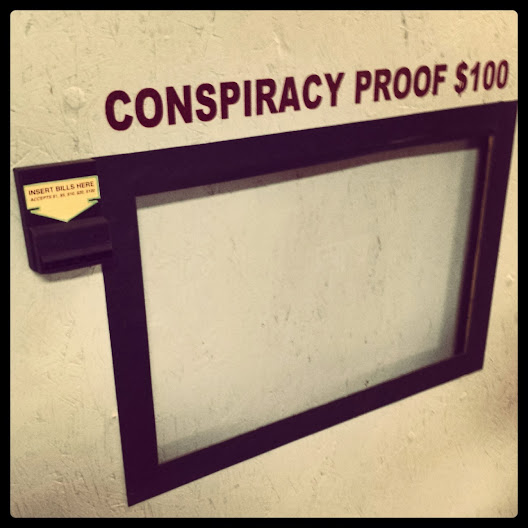 Conspiracy Proof $100