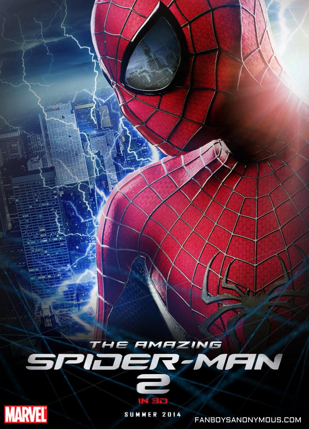 Emma Stone Nude Amazing Spider-Man 2