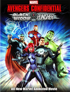 Ver Película Marvel Avengers Confidential: Black Widow and Punisher Online Gratis (2014)