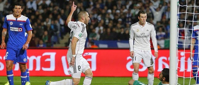 real madrid goals in club world cup