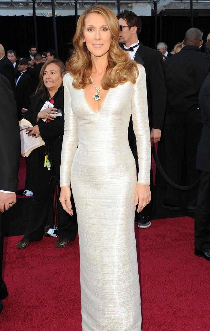celine dion oscars. Legendary Celine Dion